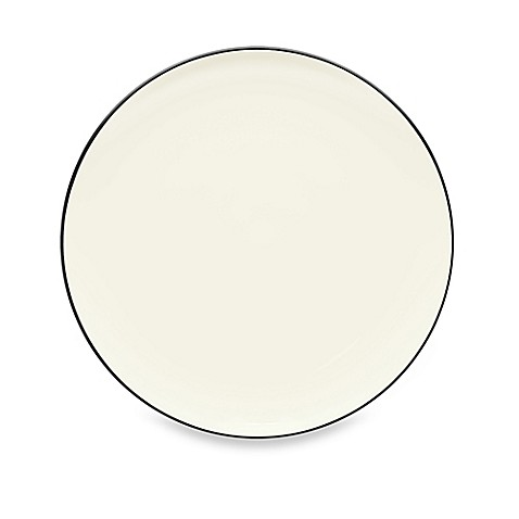 Noritake® Colorwave Coupe Dinner Plate in Graphite