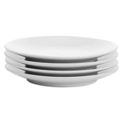 Colorwave Mini Plates in White