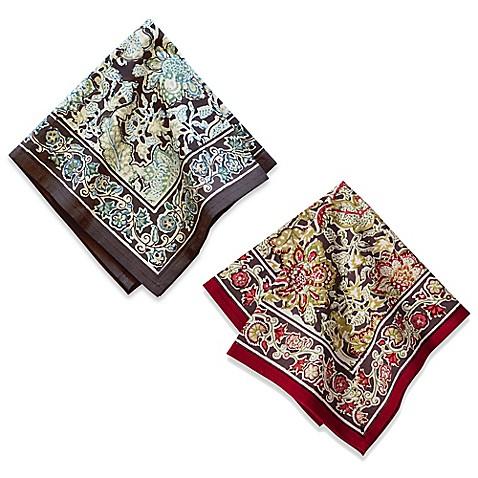 couleur nature malini napkins set of 6 bed bath beyond. Black Bedroom Furniture Sets. Home Design Ideas