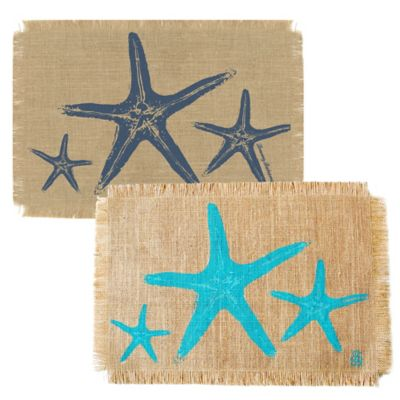 Tommy Bahama® Starfish Placemat in Natural
