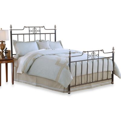 Hillsdale Amelia Queen Complete Bed Set with Rails