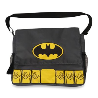 Batman Diaper Bag