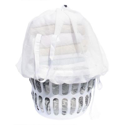 BasketMate Basket Expander in White