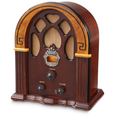 FM AM Radio with Speaker