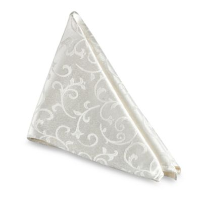 Lenox® Opal Innocence™ Napkin in White
