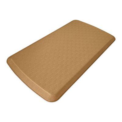 GelPro® Elite Linen Comfort 20-Inch x 36-Inch Floor Mat in Khaki