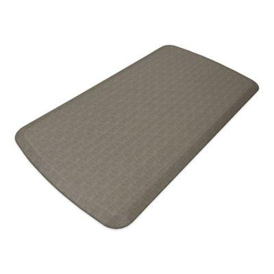 GelPro® Elite Linen Comfort 20-Inch x 36-Inch Floor Mat in Grey