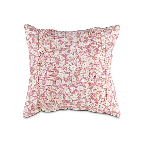 Charlotte 16-Inch Square Throw Pillow