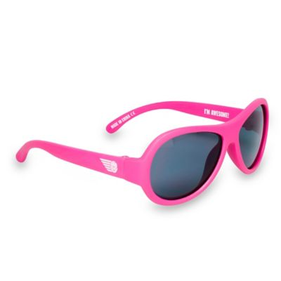 Babiators® Junior Babiators Infant Sunglasses in Popstar Pink
