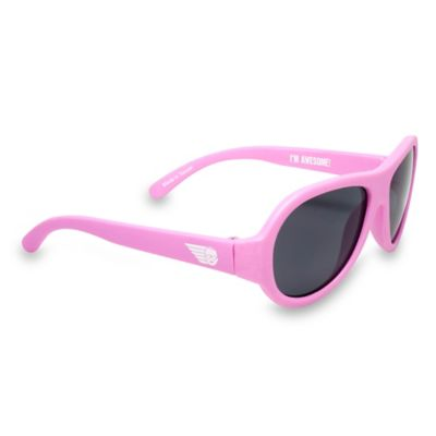 Babiators Junior Babiators Infant Sunglasses in Princess Pink
