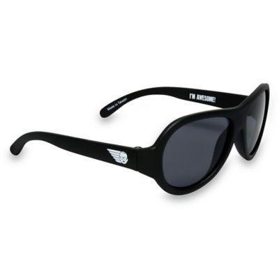 Classic Babiators Toddler Sunglasses in Black Ops