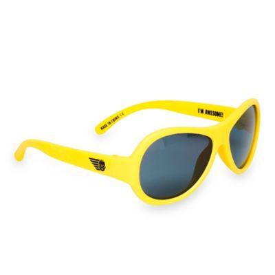 Babiators® Junior Babiators Infant Sunglasses in Hello Yellow