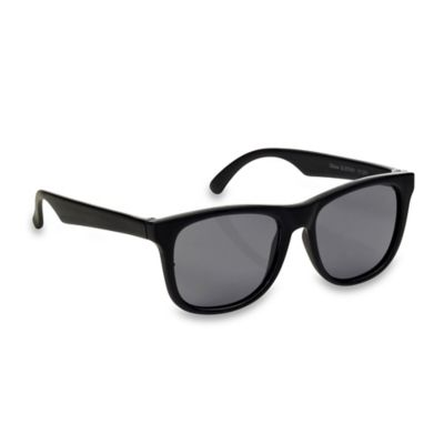 Baby Opticals by Mustachifier™ Tinted Lens Sunglasses in Black