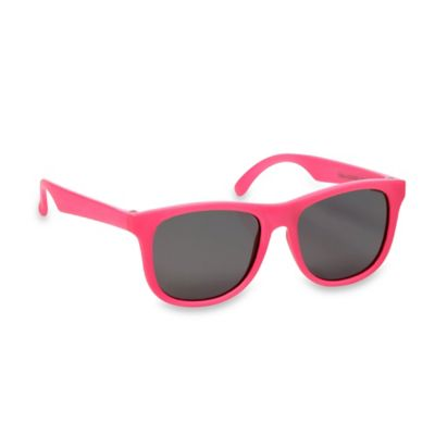 Baby Opticals by Mustachifier™ Tinted Lens Sunglasses in Neon Pink