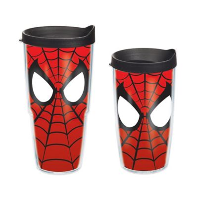 Tervis® Marvel® Spiderman® Mask 16 Oz. Wrap Tumbler with Lid