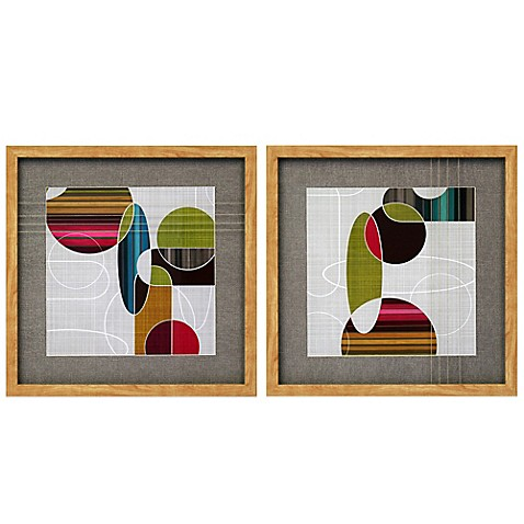 geo string wall art collection bed bath & beyond