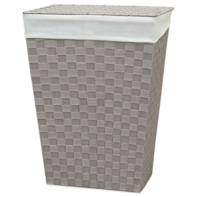 Lamont Home™ Carly Hamper in Grey