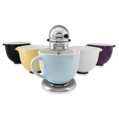 KitchenAid® Ceramic Bowl for Tilt-Head Stand Mixers in Glacier Blue