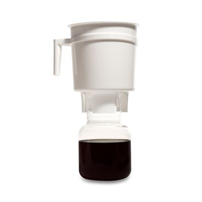 Buy Melitta Pour Over 6-Cup Porcelain Coffee Maker from Bed Bath & Beyond