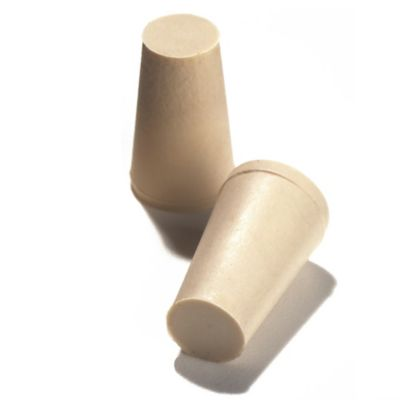 Toddy Cold Brew System Home Model Rubber Stoppers 2-Count Pack in Cream
