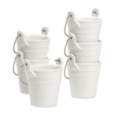 Denmark® Condiment Buckets (Set of 6)