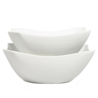 Denmark® Square Serving Bowls (Set of 2)