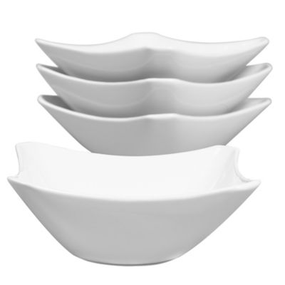 Denmark® Square Bowls (Set of 4)