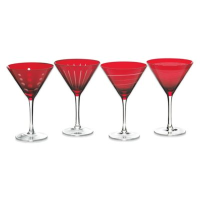 Mikasa® Cheers Martini Glasses