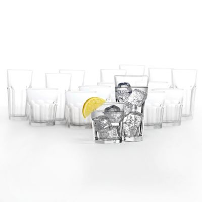Dailyware™ Gibraltar16-Piece Drinkware Set