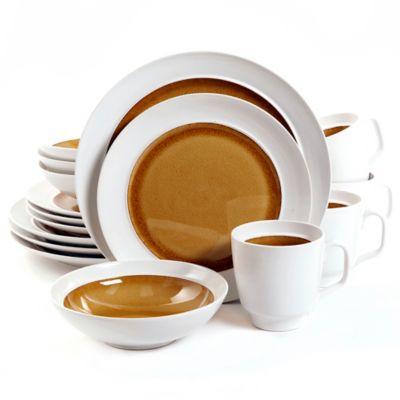 Amber Casual Dinnerware