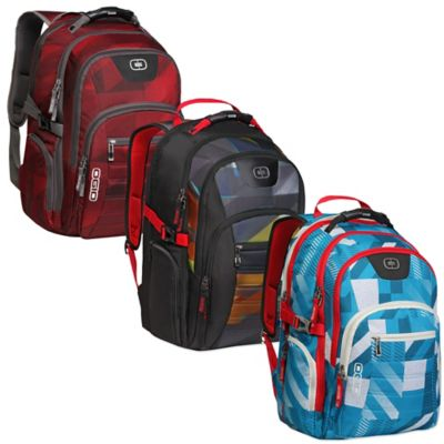 OGIO Urban Backpack in Envelop Red