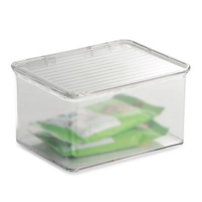 InterDesign® Cabinet Binz™ Small Stackable Box