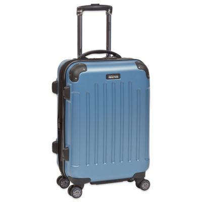 Kenneth Cole Reaction® Renegade 20-Inch Expandable 8-Wheel Upright in Blue