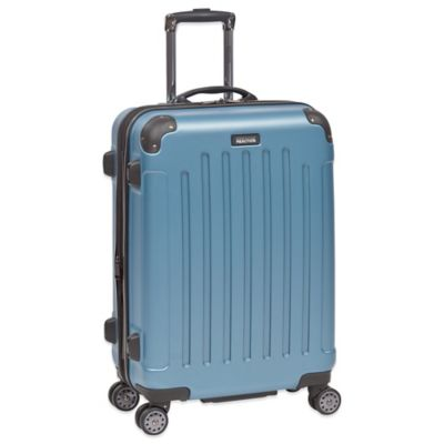 Kenneth Cole Reaction® Renegade 24-Inch Expandable 8-Wheel Upright in Blue
