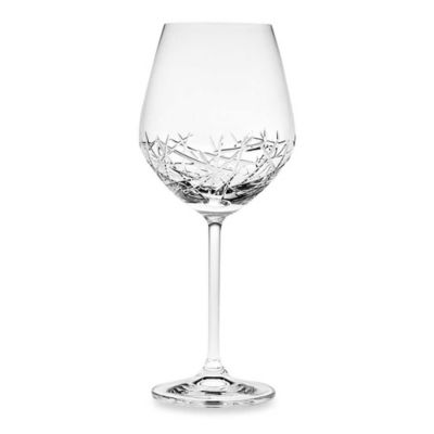Top Shelf Graffiti Wine Glasses (Set of 4)
