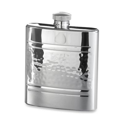 Marquis® by Waterford Vintage Stainless Steel Flask