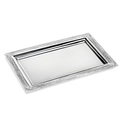 Marquis® by Waterford Vintage Stainless Steel Tray