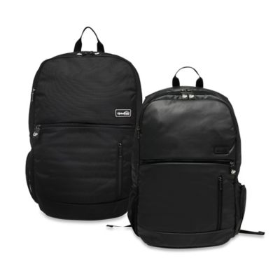 Genius Pack Intelligent Travel Backpack in Charcoal
