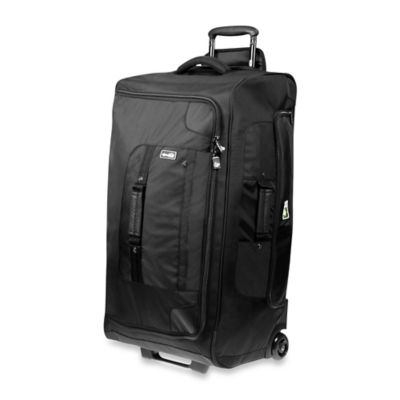 Genius Pack 30-Inch Extensive Wheeled Upright in Black