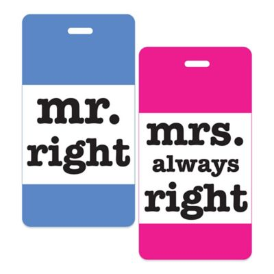 Luggage Tags as Gifts