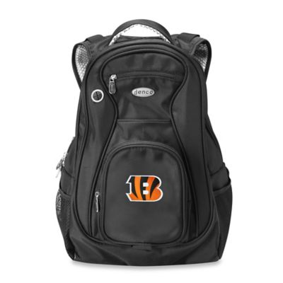 NFL Cincinnati Bengals 19-Inch Travel Backpack