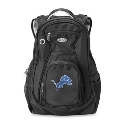 NFL Detroit Lions 19-Inch Travel Backpack