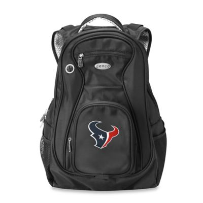 NFL Houston Texans 19-Inch Travel Backpack