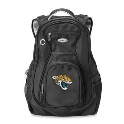 NFL Jacksonville Jaguars 19-Inch Travel Backpack