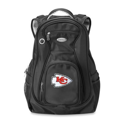 NFL Kansas Chiefs 19-Inch Travel Backpack
