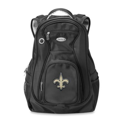 New Orleans Saints 19-Inch Travel Backpack