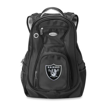NFL Oakland Raiders 19-Inch Travel Backpack