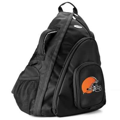 NFL Cleveland Browns 19-Inch Travel Sling Backpack