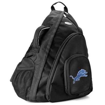 NFL Detroit Lions 19-Inch Travel Sling Backpack