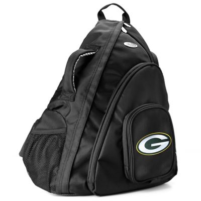 NFL Green Bay Packers 19-Inch Travel Sling Backpack